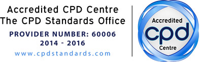 CPD Accredited Courses available