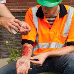 Emergency First Aid at Work(RQF), Brighton Holistics, Qualsafe