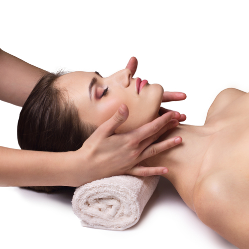 Facial Massage Training 17